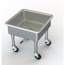 Utility Room Mobile Sink