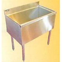 Stainless Steel Insulated Underbar Ice Chest Unit