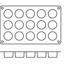 Silikomart Siliconflex Petit Four Mold