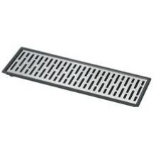 Server Countertop/Drop-In Stainless Steel Drip Tray Only - Cutout Size 16 7/8 x 5 7/8 inch