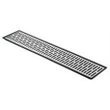 Server Countertop/Drop-In Stainless Steel Drip Tray Only - Cutout Size 27 11/16 x 5 7/8 inch