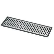 Server Countertop/Drop-In Stainless Steel Drip Tray Only - Cutout Size 22 3/16 x 5 7/8 inch