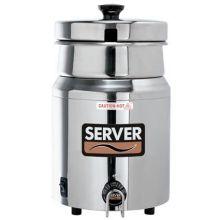 Server Stainless Steel Single Well Food Warmer Server 500 Watt