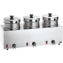 Server Triple Well Food Warmer Server 1500 Watt