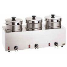 Server Base Only for Triple Food Warmer Server 1500 Watt