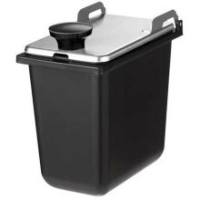 Server 1/9-Size Jar and Hinged Lid Only 6 inch Deep