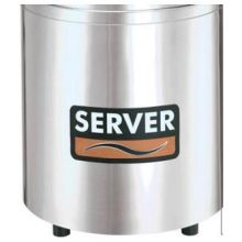 Server Base Only for Countertop Chilled Cream Server 15 x 13 x 13 inch
