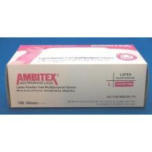 Tradex International Powder Free Large Latex Glove 100 per box
