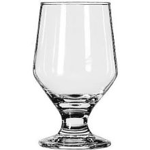 Estate Footed All Purpose Goblet Glass