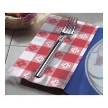 Two Ply Eight Fold Printed Everyday Coin Embossed Dinner Napkin