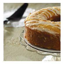 Hoffmaster Brooklace White Top Corrugated Cake Circles