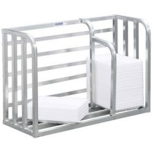 Aluminum Wall Mount Boat Rack