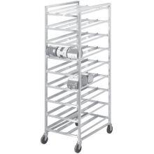 Aluminum Full Size Can Storage Rack