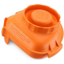 Orange Drink Machine Rubber Lid Only