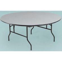 Midwest NLW Series Brown Metal Finish Square and Cocktail Table 36 x 36 x 30 inch
