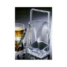 Acrylic Block Ice Bucket