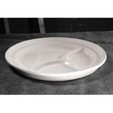 sc 1 st  FoodServiceDirect! & Three Compartment Ceramic Plate Mfg DC865