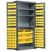 Akro-Mils Standard AkroBin Cabinet 36 x 24 x 78 inch AC3624Y3AS