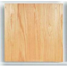 Solid Ash Plank Square Table Top 30 x 30 x 1.25 inch