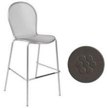 Ronda Antique Bronze Outdoor Indoor Stacking Barstool