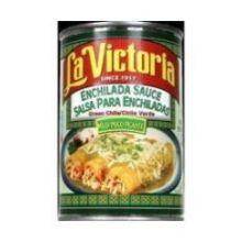Mild Green Chile Enchilada Sauce