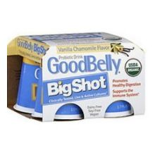 Organic Big Shot Probiotic Drinks