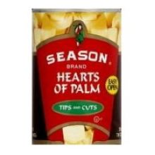 Tips and Cuts Hearts Of Palm Vegetable