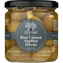 Mt Athos Stuffed Olive with Blue Cheese