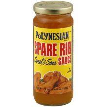 Low Sodium Sparerib Sauce