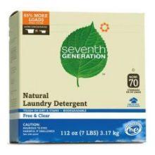Seventh Generation Powder Laundry Detergent