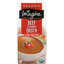 Organic Low Sodium Beef Broth