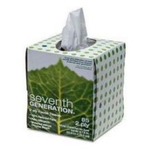 Recycled 2 Ply Facial Tissue