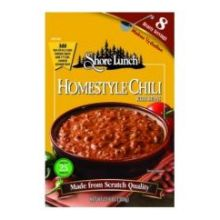 Shore Lunch Homestyle Chili Soup Mix