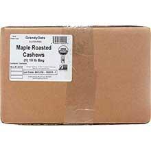 Organic Maple Roasted Cashew