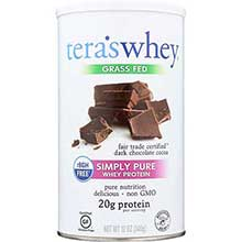 rBGH Free Dark Chocolate Whey Protein