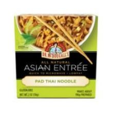 Pad Thai Noodle Asian Entree