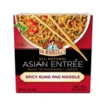 Spicy Kung Pao Noodle Asian Entree