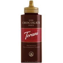 Mocha Dark Chocolate Sauce
