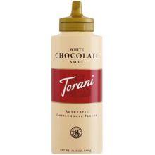 Mocha White Chocolate Sauce