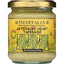 Artichoke Heart Tapenade Spread