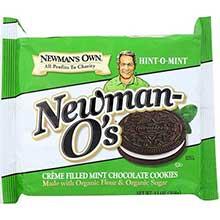 Organic Mint Creme Cookie