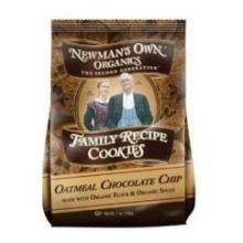 Organic Oatmeal Chocolate Chip Cookie