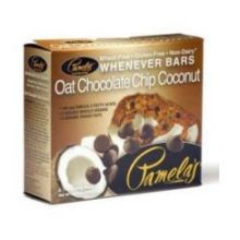 Oat Chocolate Chip Coconut Bar