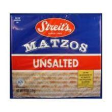 Unsalted Matzo