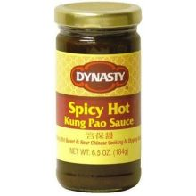 Spicy Hot Kung Pao Sauce