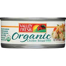 Organic Chicken Breast in Water
