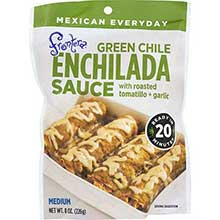Green Chile Enchilada Sauce