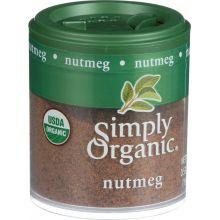 Ground Nutmeg Mini Spice
