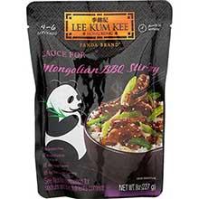Panda Mongolian Beef Sauce