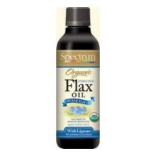 Organic Flax Oil Enriched with Lignans